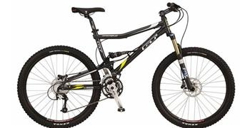 GT Marathon - dual suspension mountain bike