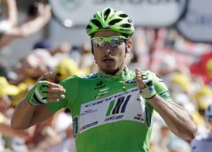 Sagan wins stage 7 3